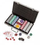 Póker zseton készlet ALU ULTIMATE - 300 db