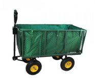Kerti káré 550 kg - zöld