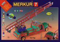 Építő készlet MERKUR 7 - 1124 ks