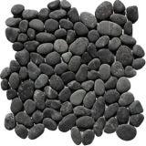 Mozaik burkolat BLACK SUMATRA 1m2 - fekete, szürke
