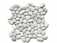 Mozaik burkolat WHITE TIMOR 1 m2 - fehér, krém