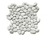 Mozaik burkolat WHITE TIMOR - fehér, krém