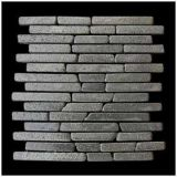 Mozaik burkolat Parquet Black Candi Alur Styl 1 m2 - andezit