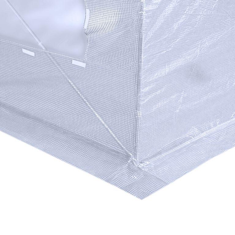 Fóliasátor 200 x 300 cm - fehér