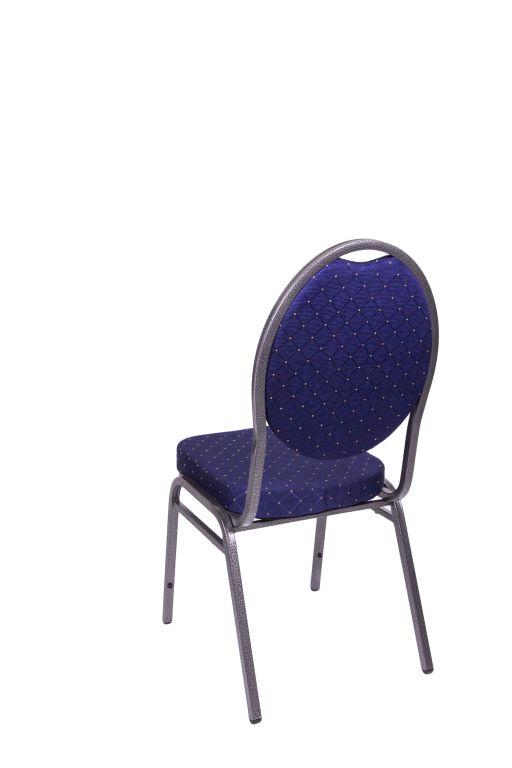Minőségi szék fémből - MONZA, kék
