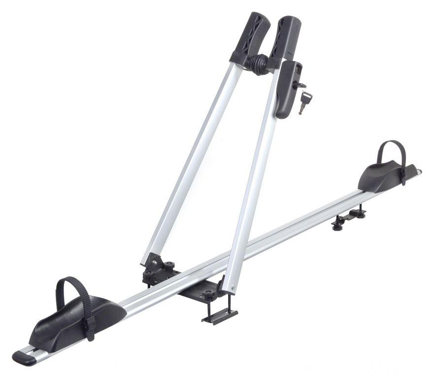 Tető kerékpártartó COMPASS ALU 132 cm
