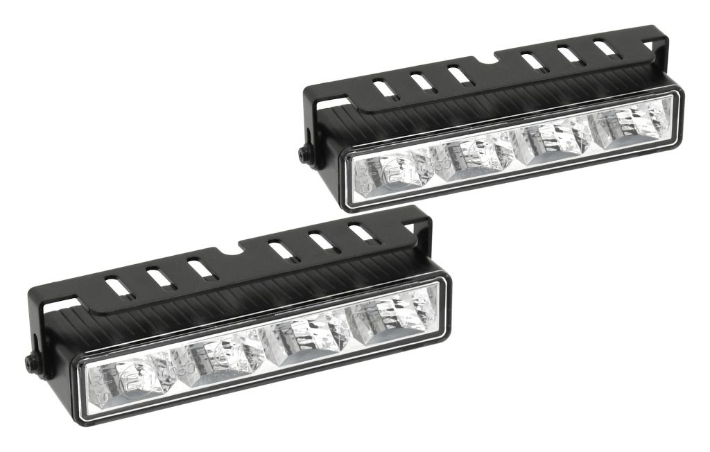 Nappali menetfény COMPASS LED 4 high power