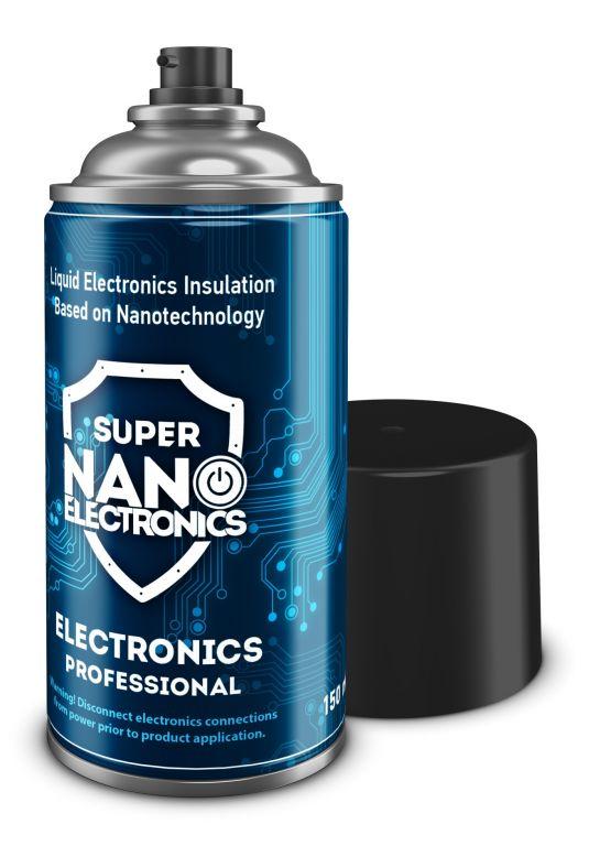 Spray elektronikához Nanoprotech 150 ml