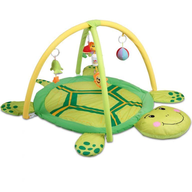 Gyerekpokróc teknős - 122 x 90 x 53 cm