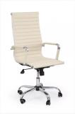 Irodai szék - fotel KENTUCKY - krémszín