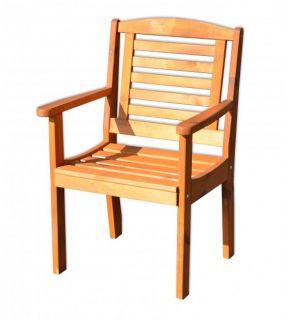 Kerti szék fából EDEN, FSC