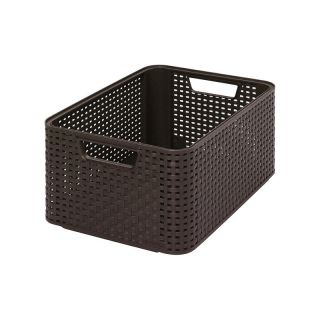 Tároló doboz STYLE - M - barna CURVER