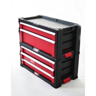 Szerszámtároló doboz KETER - 2 fiókos