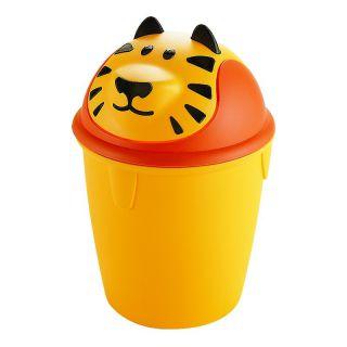 Szemetes kuka CURVER tigris - sárga
