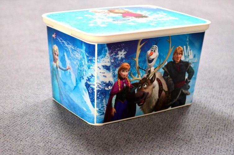 Gyerek tároló doboz - Jég Királyság - L CURVER