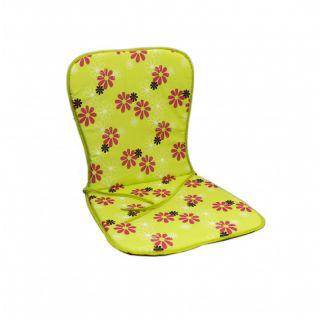 Ülőke  SAMOA zöld virágokkal 30330-220