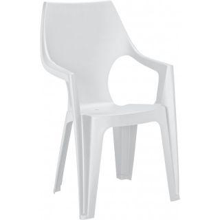 Kerti szék DANTE - fehér