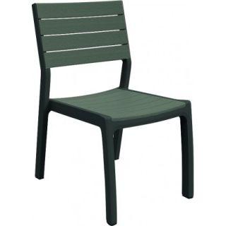 Müanyag fotel HARMONY -  antracit