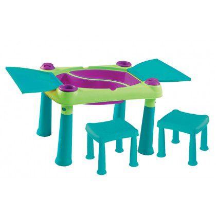 Műanyag játszó asztal CREATIVE PLAY TABLE
