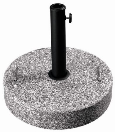 Napernyőtalp - gránit, 25 kg