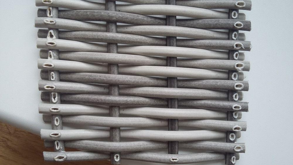 Kerti rattan bútor készlet OTTAWA - szürke