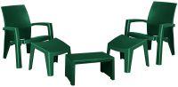 Kerti készlet LAGO MAXI - zöld
