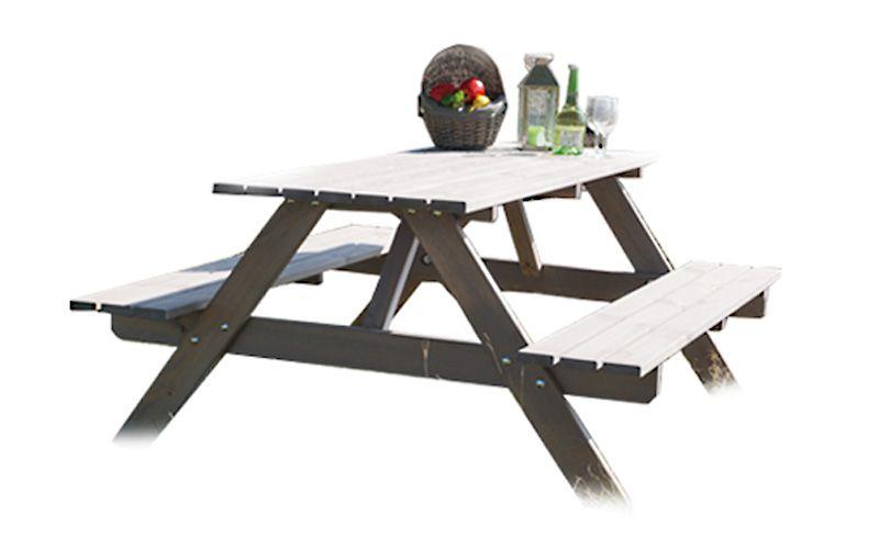 Kerti bútor készlet PIKNIK - 160 cm