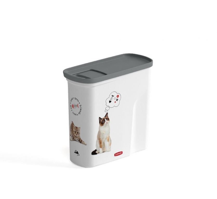 Eledel konténer CURVER CAT 2L