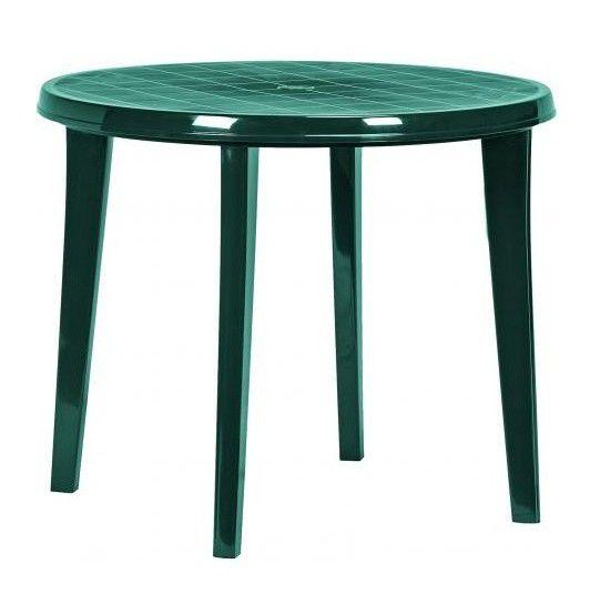 Kerti asztal LISA - zöld