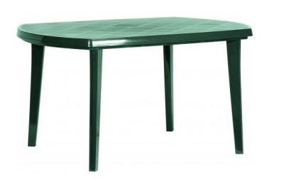 Kerti asztal ELISE - zöld