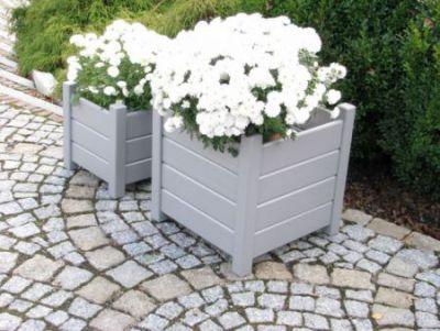 Kerti virágtartó készlet