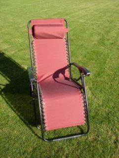Kerti szék 2320 OXFORD, bordó