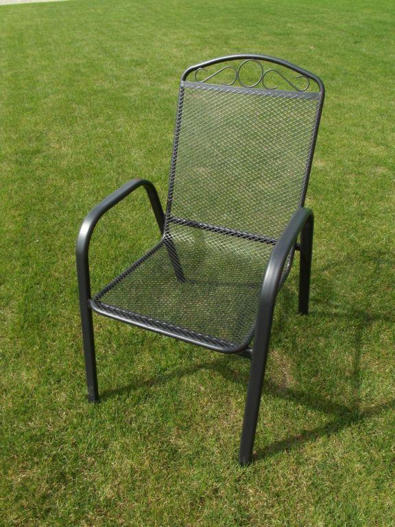 Kerti szék ZWMC-31, fémből